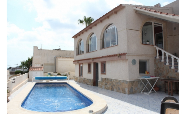 Villa in Blue Lagoon with spectacular sea views