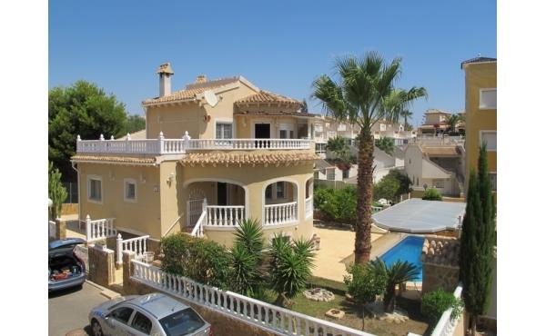 Nice villa in La Andaluza