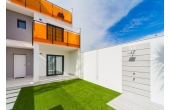 N035, New Build Townhouse 3 beds in Campoamor