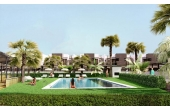 N044, New Build Townhouse 3 beds in Playa Flamenca