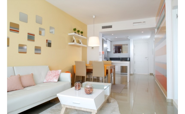 New Build Duplex next to the beach in Playa Flamenca