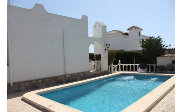 Detached Villa in Blue Lagoon with private pool