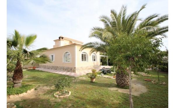 Fantastic villa in Monte Zenia.