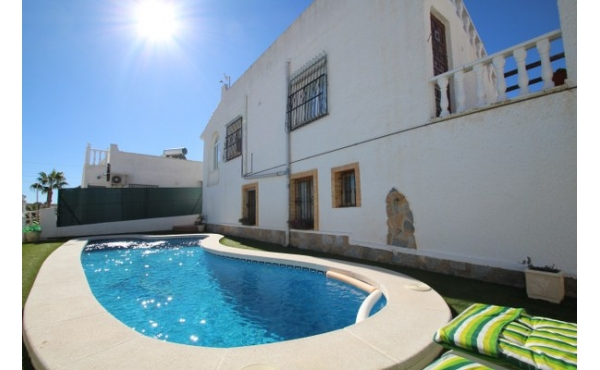 Fantastic 4 bedroom villa with private pool.