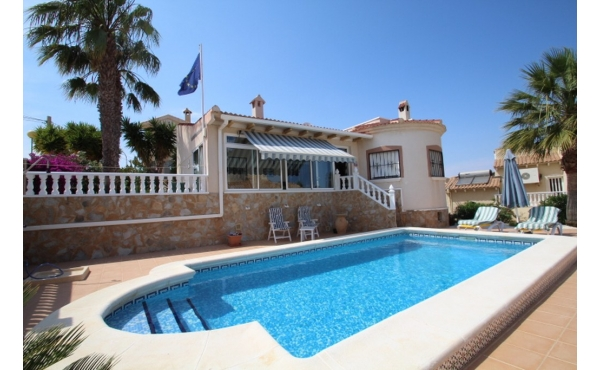 Fantastic villa with private pool.