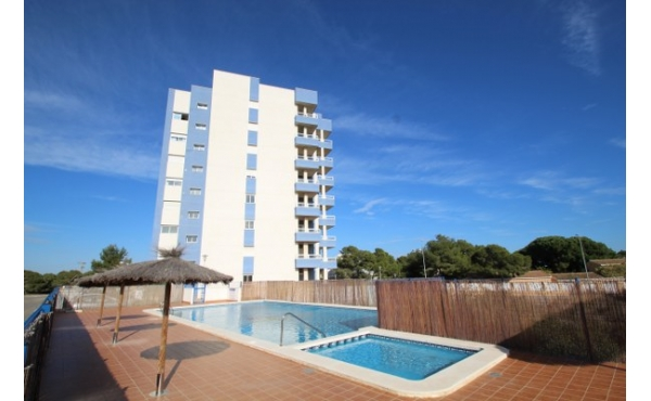 New apartment on Campoamor with communal pool.