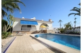 DP1279, Fantastic villa with private pool and underbuild.