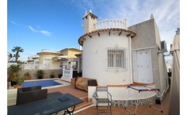 Fantastic detached villa with private pool.