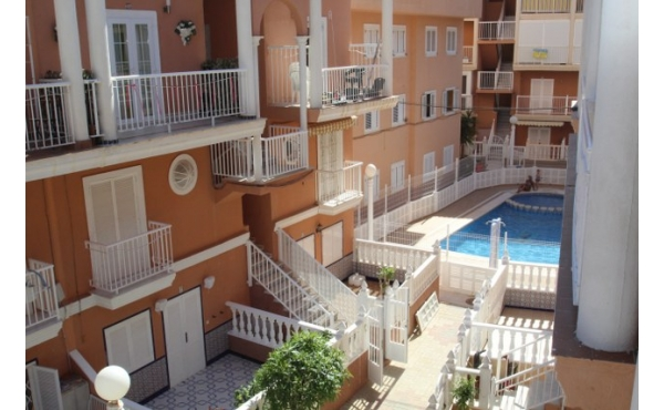 Doplex apartment from 500 m to the beach.
