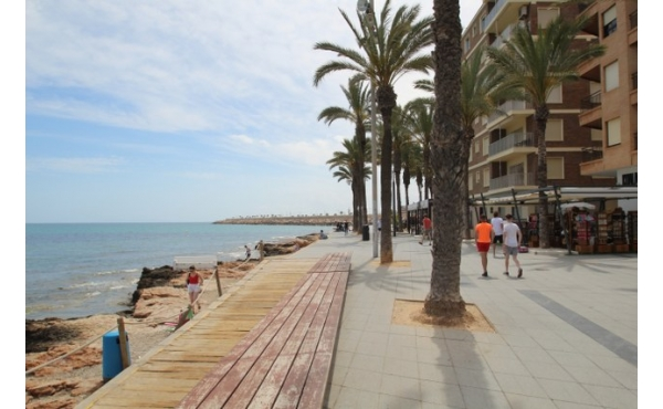 Apartment only 500m from the beach.