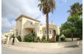DP1573, Detached villa with room for a private pool.