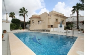DP1578, Detached villa with private pool.