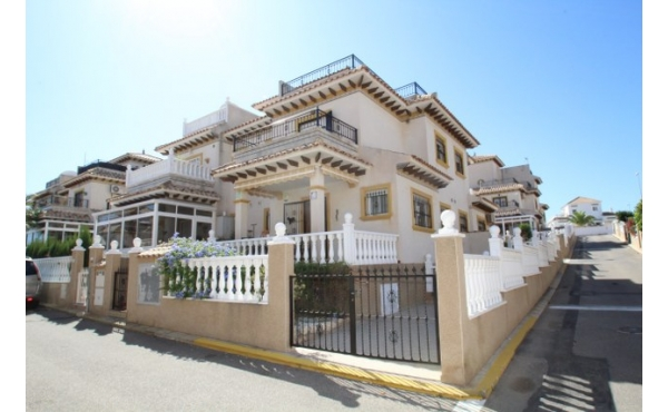 Fantastic property with off road parking and solarium.