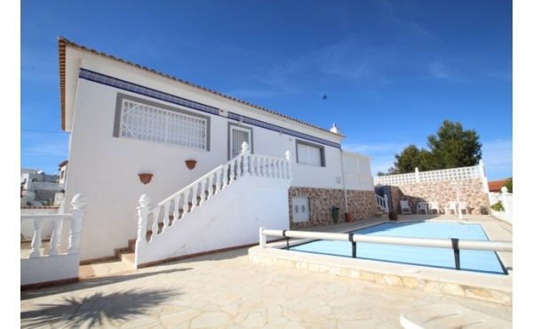 Fantastic villa with pool and separate apartment.