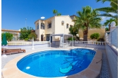 7421IP, Villa with prvate pool at El Presidente, Villamartin