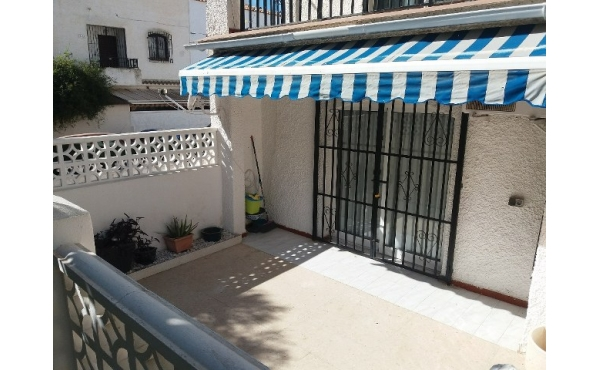 Fully refurbished ground floor apartment.