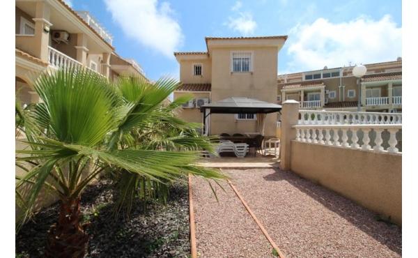 Detached duplex villa in Playa Flamenca Las Mimosas