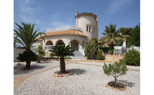 Stunning Villa In El Presidente