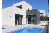 N013, New Build Villa with private pool in Benijofar