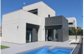 N010, Brand new villa with private pool in Rojales