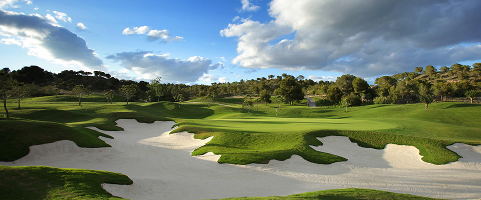 Best golf properties